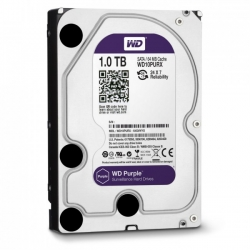 1000GB WD 64MB SATA 3 PURPLE WD10PURX